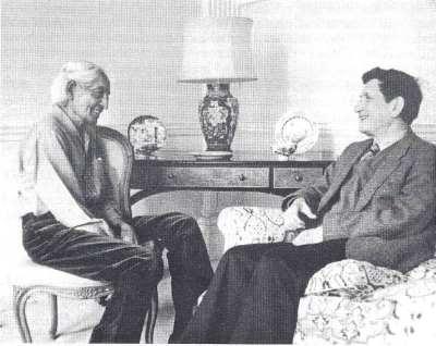 David Bohm Jiddu Krishnamurti